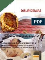 DISLIPIDEMIA LISTO PARAEXPONER