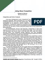Thinking About Competition(розв_терміну_конкуренція)