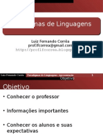 01. Paradigm As de Linguagens - Apresentacao - LFRBC