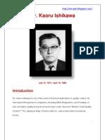 Dr. Kaoru Ishikawa