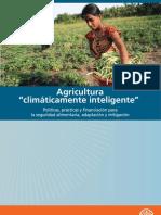 agricultura climaticamente inteligente