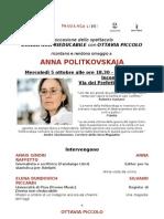 Incontro Con Ottavia Piccolo - Fandango Libri