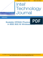 Scalable OFDMA Phylayer in IEEE802