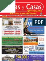 Revista Casas y Casas OCTUBRE 2011