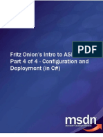 Fritz Onion's Intro to ASP