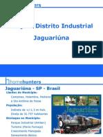 Projeto Distrito Industrial Jaguariúna