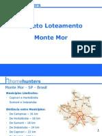 Projeto to Monte Mor