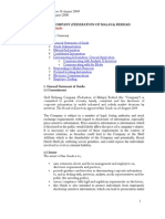 Corporate Disclosure Policy