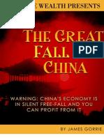 Great Fall of China