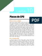 Cap10 - Placas de CPU