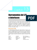 Cap13 - Barramentos de ES e Interfaces