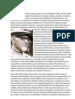 Biografía Emilio petorutti