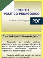 Projeto Político-Pedagógico - Vanessa Winck