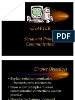 SERIES AND PARALLEL COMMUNICATION