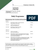 UNFCCC Daily Program 5
