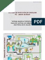 Presentacion Inyeccion KE Jetronic