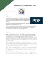Documentoscopia Glosario de Medidas de Seguridad Del Euro