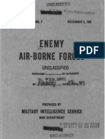 12980506 1942 US Army WWII German Enemy AirBorne Forces 110p