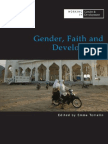 Gender, Faith, and Development