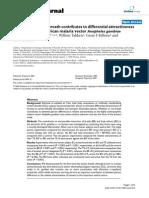 Allomonal Effect of Breath Contributes to Differential Attractiveness