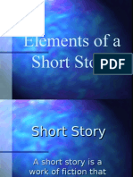 Elemnts of a Short Story