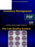 Module 5 - Inventory Management