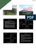 Landscape Ecology Lecture 13 Ecological Study on Jabopunjur