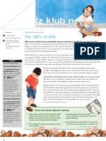 Kidz Klub News, September 2011 Newsletter