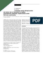 In Vitro Permeation of Chromium Species Through Porcine