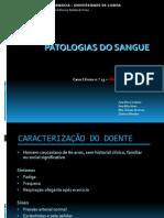 Fisiopatologia Do Sangue - Anemia a