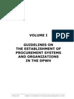 Dpwh Blue Book Volume 1