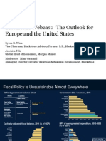 Black Stone Webcast - Outlook for US & Europe 2011.10.05