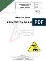 Manual Prevencion de Riesgos