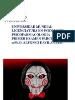 Examen-PSICOFARMACOLOGIA