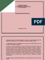 Tarea Analisis Codigo Civil de 1982 y 1942