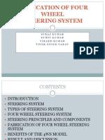 4wheel Steering
