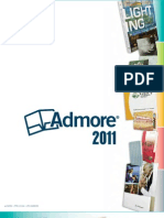 2011 Admore Presentation Folder Line by PromoteSource