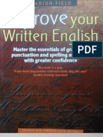 Improve Your Written English Part I