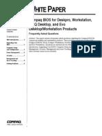 iPaq BIOS Whitepaper