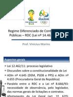 Apresentação - RDC