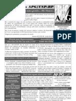 Boletim APG 2011-01