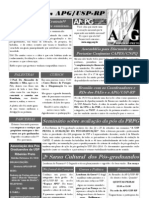 Boletim APG 2010-01
