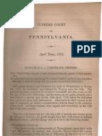1779 Republica v Cornelius Sweers