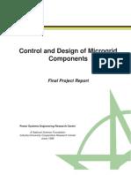 Microgrid Control Sum