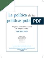 B I D - La Politica de Las Politicas Publicas