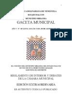 to Del Interior y Debates-2005
