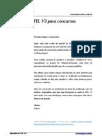 Apostila Itil v3 2011 ITnerante