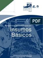 Ds - Insumos Basicos - Siderurgia e Mineracao de Ferrosos