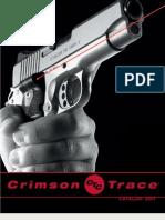 Crimson Trace 2011 Catalog
