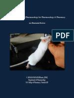 Pharmacology manual